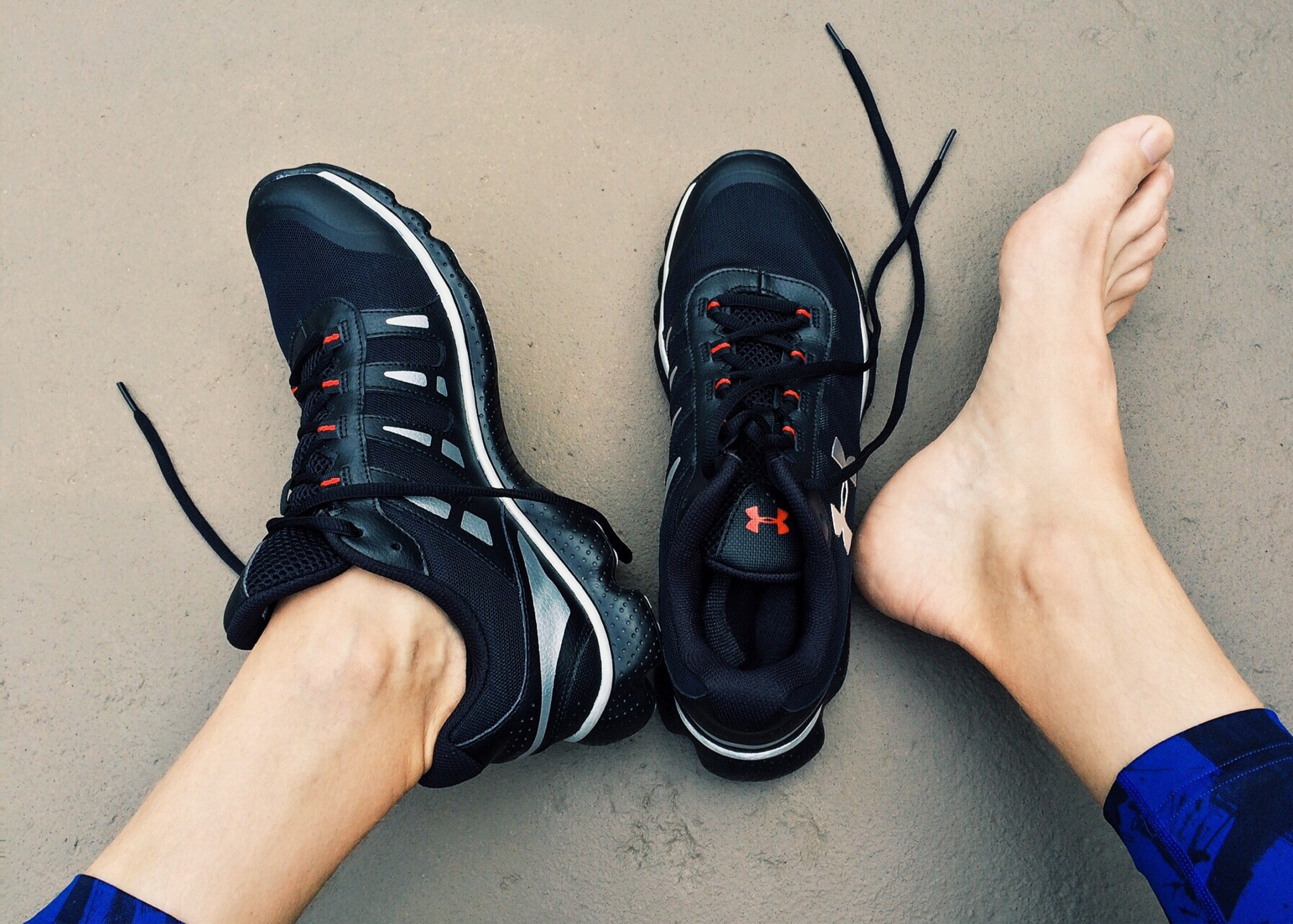 maratón tréning beh