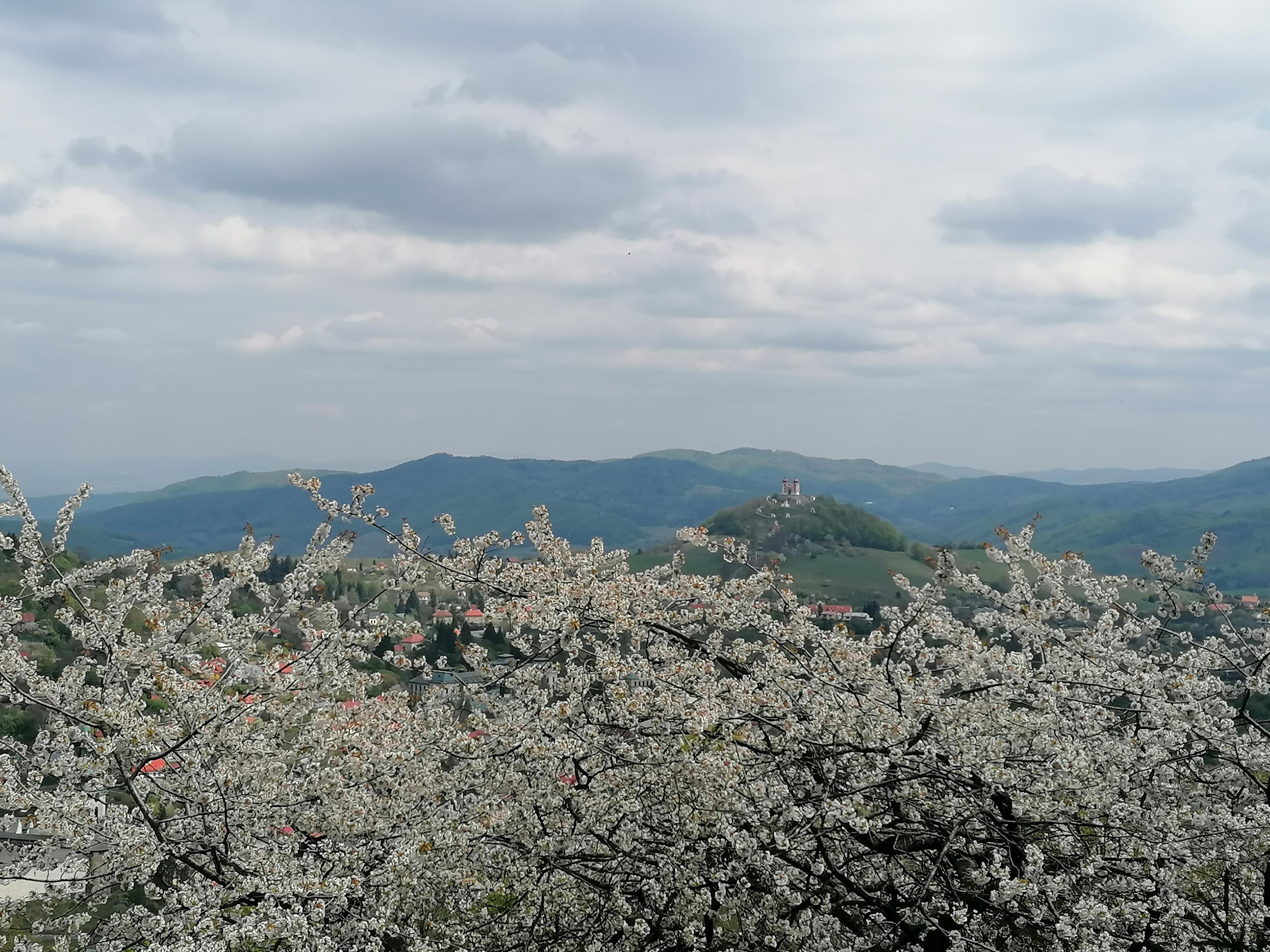 trasa podľa Miloša Holečka (Banskobystrický kraj)