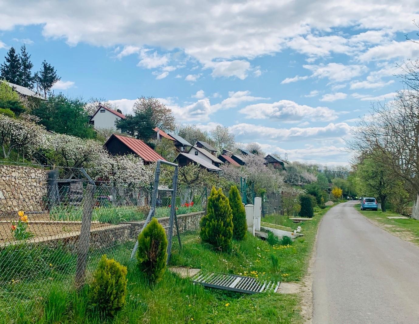 trasa podľa Peti Pukalovičovej (Trenčiansky kraj)